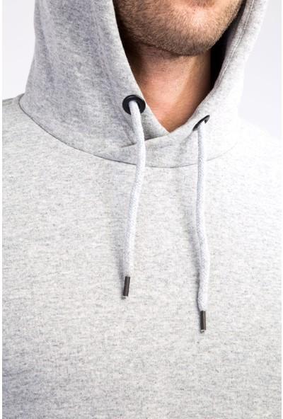 Kiğılı Erkek Kapüşonlu Sweatshirt