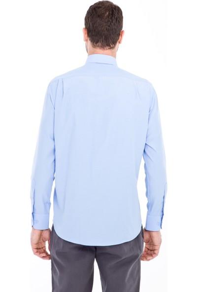 Kiğılı Erkek Uzun Kol Klasik Gömlek