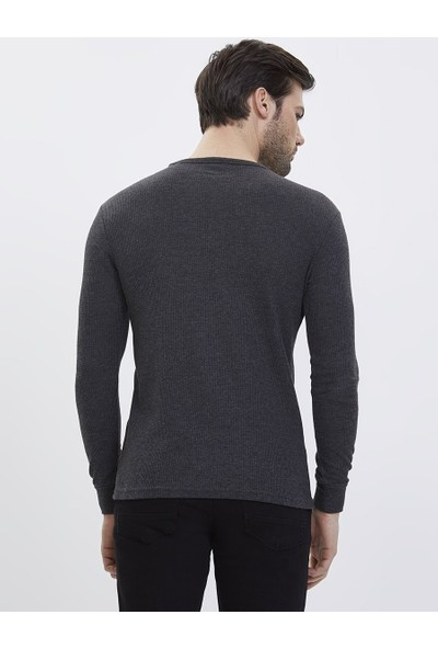 Loft 2022815 Erkek T-Shirt Long Sleeve