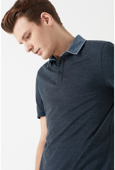 Mavi Erkek Lacivert Polo T-Shirt