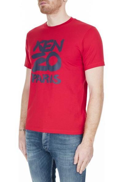 Kenzo Erkek T-Shirt Fa5 5Ts018 4Sa 21