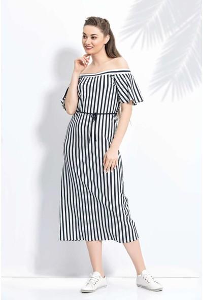 Viperia 5078 Kadın Uzun Kesim Elbise