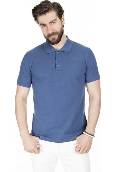 Buratti Düğmeli Polo Erkek T-Shirt 4362050
