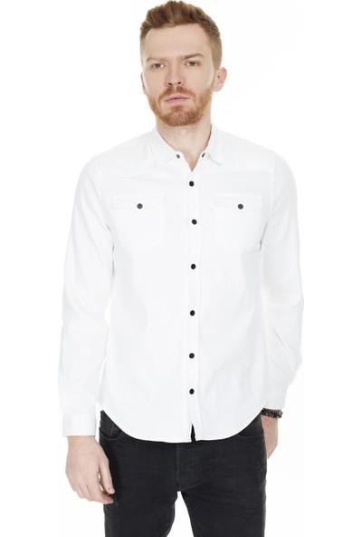 Buratti Erkek Cepli Gömlek