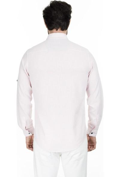 Buratti Erkek Düğmeli Yaka Gömlek