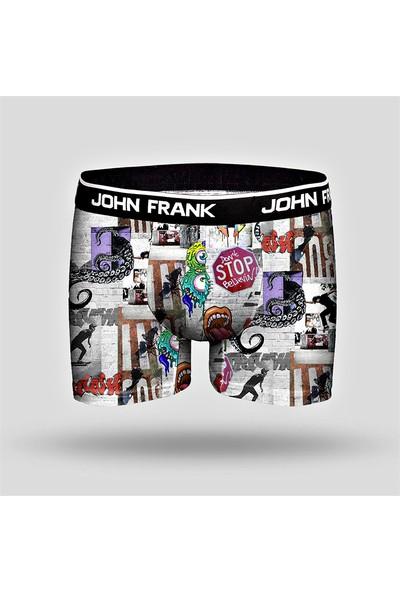 John Frank Erkek Boxer