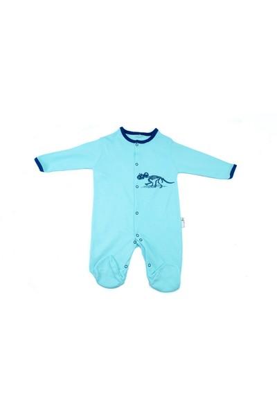 Mıdırık 3'lü Tulum Set Erkek Bebek 6 - 9 Ay