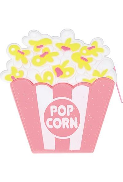Pyrus Popcorn Silikon Mini Cüzdan