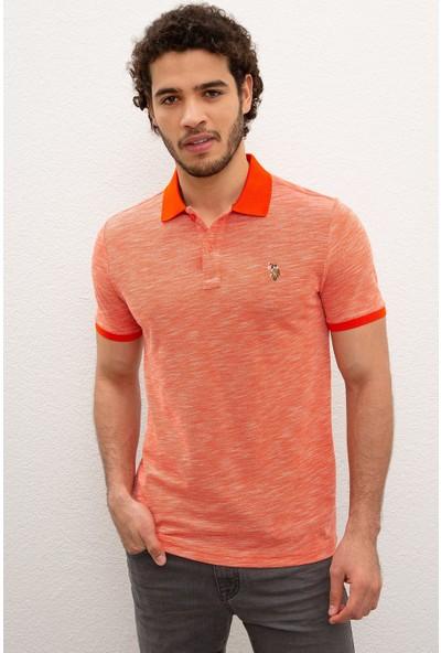 U.S. Polo Assn. Erkek T-Shirt 50218573-VR039