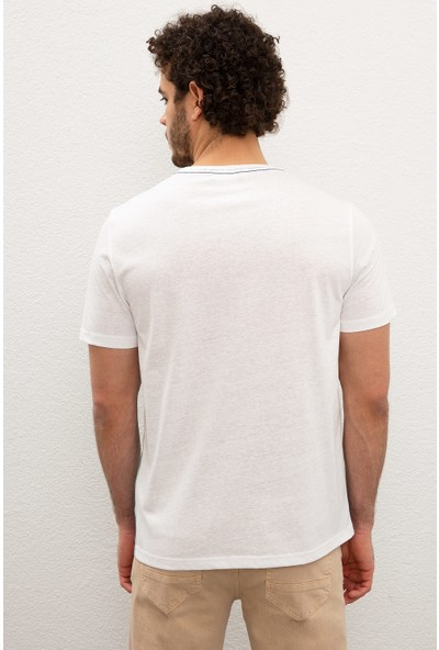 U.S. Polo Assn. Erkek T-Shirt 50220551-VR077