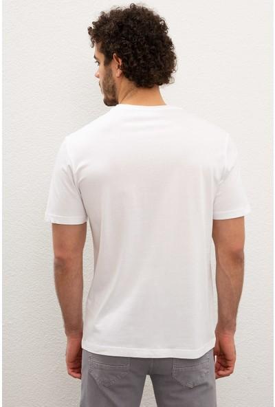 U.S. Polo Assn. Erkek T-Shirt 50222610-VR013