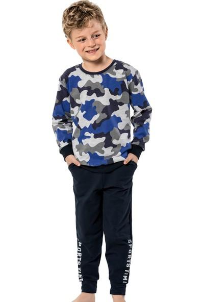 Özkan Underwear 31657 Erkek Çocuk Pijama Takımı