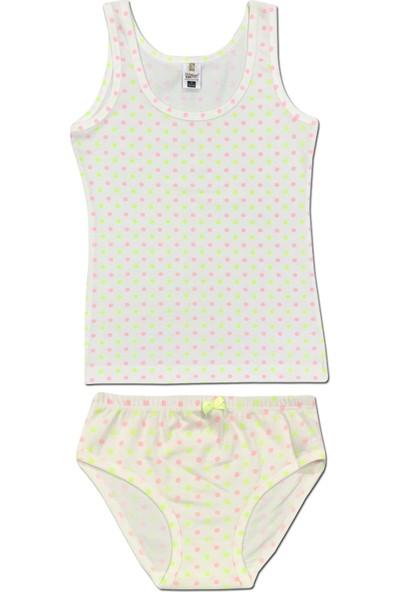 Özkan Underwear 42680 Kız Çocuk İç Giyim Takım