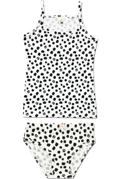 Özkan Underwear 42696 Kız Çocuk İç Giyim Takım