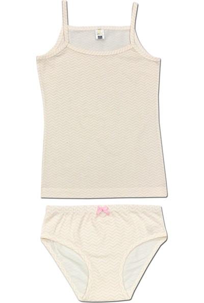 Özkan Underwear 42699 Kız Çocuk İç Giyim Takım