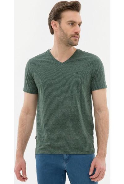 Pierre Cardin Erkek T-Shirt 50225531-VR079