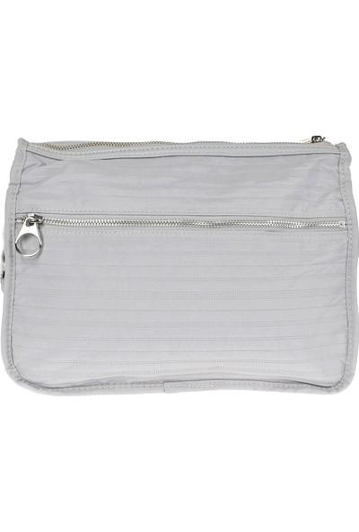 Smart Bag Kadın Bel Çantası 2022-3010-0078 Gri