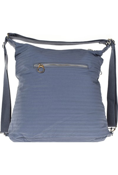 Smart Bag Kadın Bel Çantası 2022-3015-0012 Koyu Gri