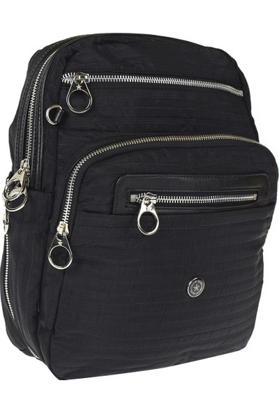 Smart Bag Kadın Bel Çantası 2022-3019-0001 Siyah