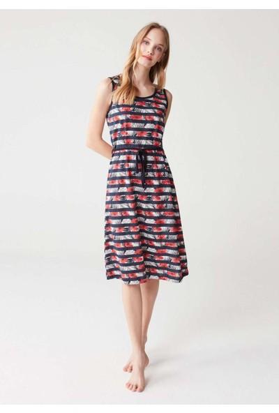 Mod Collection 3273 Kadın Elbise - Lacivert
