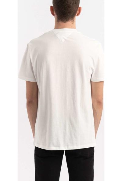 Tommy Hilfiger Erkek T-Shirt Dm0Dm06061-100