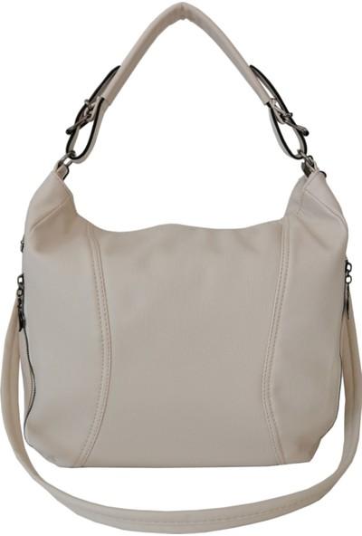 Rodinn Bag Gümüş Yıkamalı Salaş Çanta