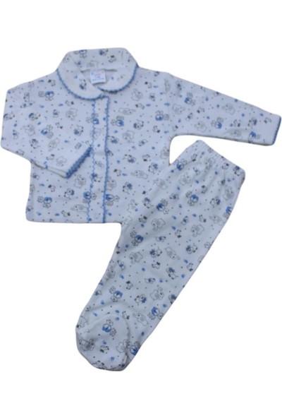 Bebeemm Fil Desenli Pijama Takımı