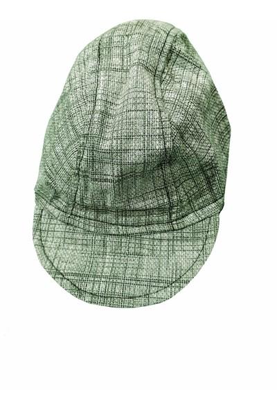 Oryeda Şapkalı Kemerli Bebek Salopet Takım