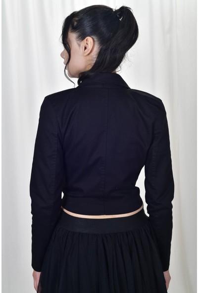 The Most Fashion Toka Detaylı Ceket L