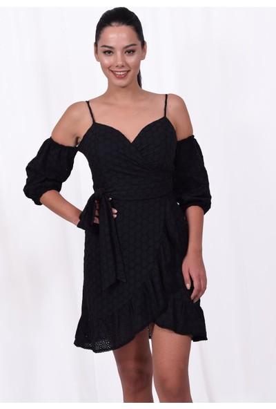 The Most Fashion Fisto Elbise L
