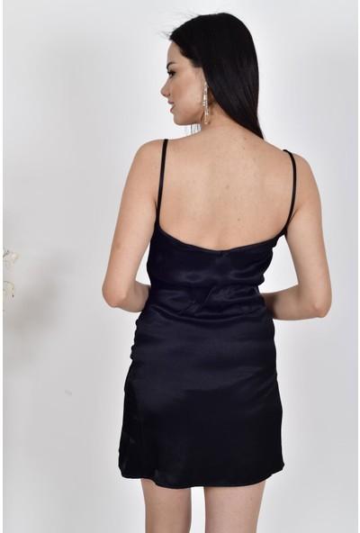 The Most Fashion Abiye Saten Elbise M