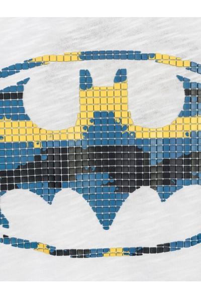 Batman Kot Şortlu Takım 15579