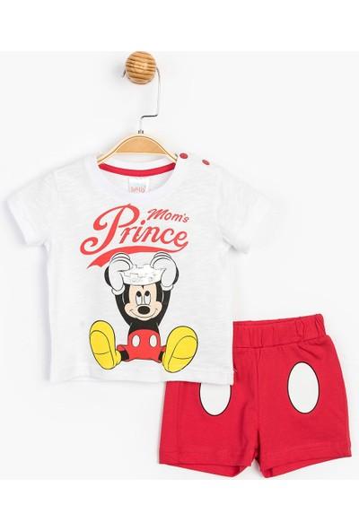 Disney Bebek Şortlu Takım 15597
