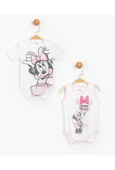 Disney Minnie Bebek 2'li Body 15477