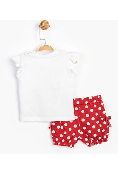 Disney Bebek Şortlu Takım 15633
