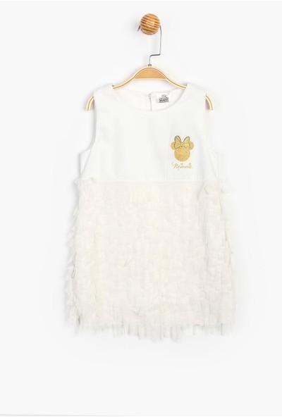 Disney Minnie Çocuk Elbise 15680