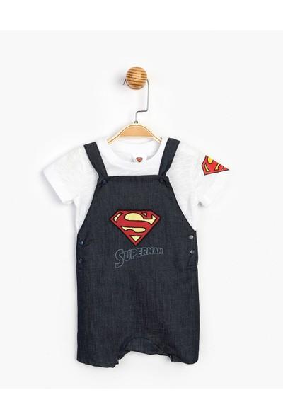 Superman Salopet Takım 15555