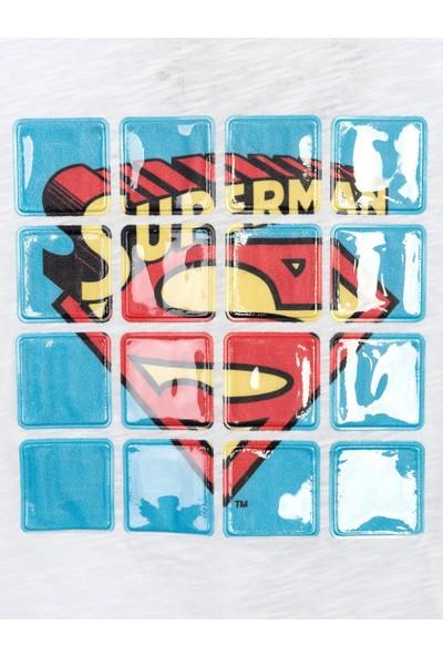 Superman Kot Şortlu Takım 15644