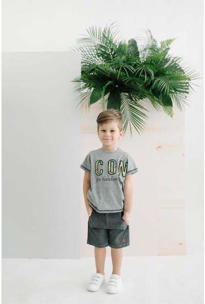 Panolino Çocuk Şortlu Takım 15815