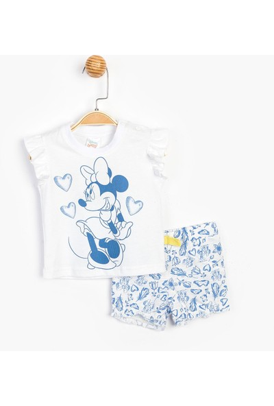Disney Minnie Bebek 2'li Takım 15851