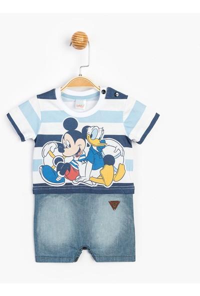 Disney Mickey Kısa Tulum 15444