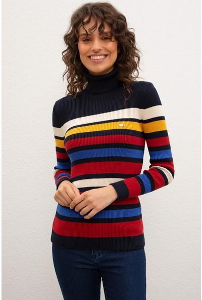 U.S. Polo Assn. Kadın Kazak 50209795-VR033