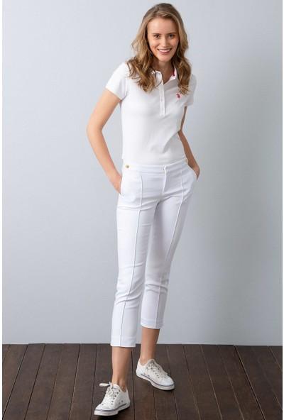 U.S. Polo Assn. Kadın T-Shirt 50202756-VR013