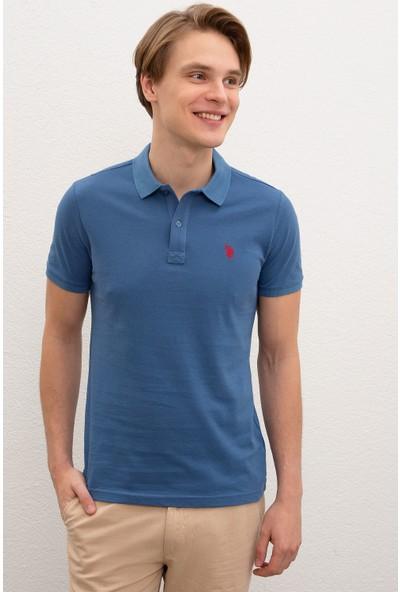 U.S. Polo Assn. Erkek T-Shirt 50217612-VR059