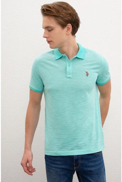 U.S. Polo Assn. Erkek T-Shirt 50218573-VR090