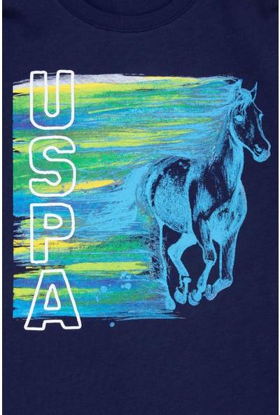 U.S. Polo Assn. Erkek Çocuk T-Shirt 50220323-VR033