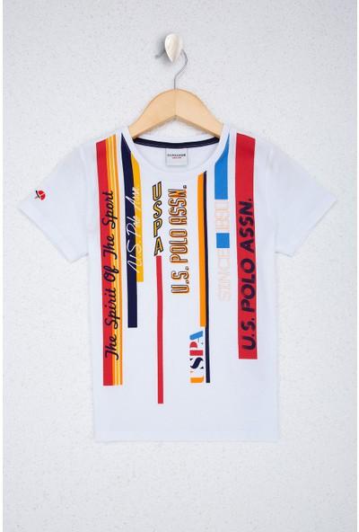 U.S. Polo Assn. Erkek Çocuk T-Shirt 50220330-VR013