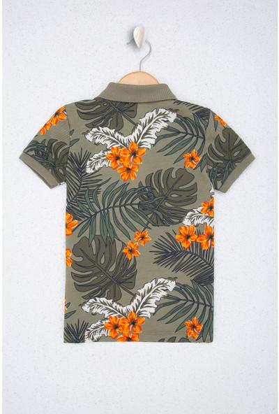 U.S. Polo Assn. Erkek Çocuk T-Shirt 50220380-VR027