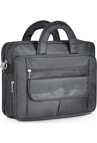 Avrupa Çanta 00811 Siyah Laptop Çantası