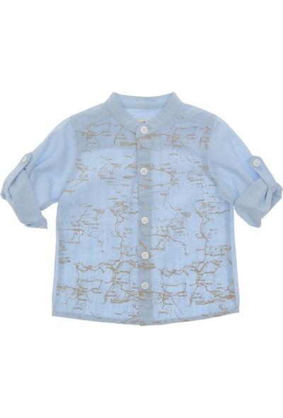 Panço Erkek Bebek Uzun Kollu Gömlek 19112096100